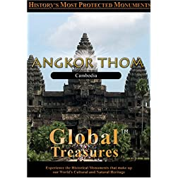 Global Treasures  ANGKOR THOM Cambodia