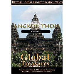 Global Treasures  ANGKOR THOM Cambodia