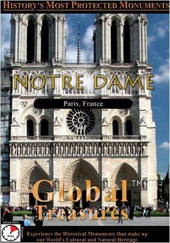 Global Treasures  NOTRE DAME Paris, France