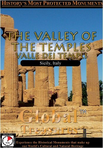 Global Treasures  VALLEY OF TEMPLES Sicilia, Italy