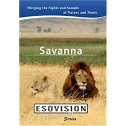 ESOVISION Relaxation  SAVANNA