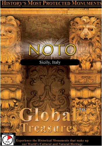 Global Treasures  NOTO Sicily, Italy