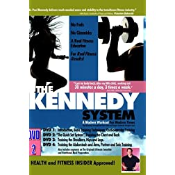 The Kennedy Workout System - DVD 2
