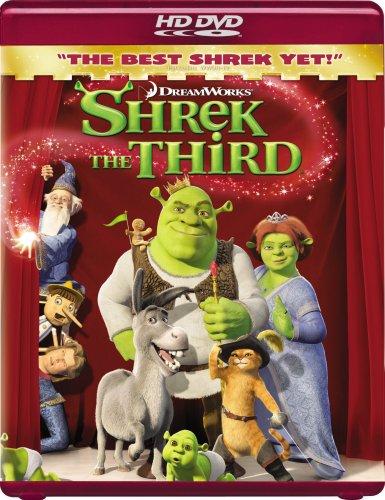 Shrek the Third [HD DVD]