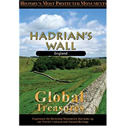 Global Treasures  Hadrian's Wall England