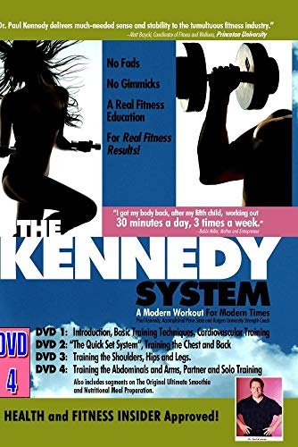 The Kennedy Workout System - DVD 4