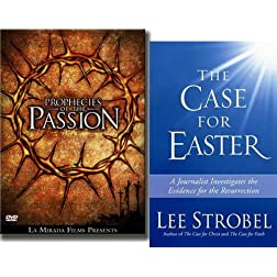 Prophecies of the Passion - Case for Easter DVD & Book Set