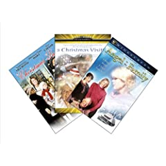 A Christmas Visitor / Christmas Snow / Angel in the Family (3-DVD Pack)