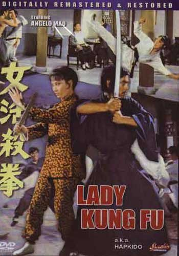 Hapkido AKA Lady Kung Fu