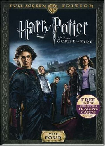 Harry Potter and the Goblet of Fire (Full Screen Edition)