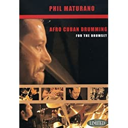 Phil Maturano Afro Cuban Drumming DVD