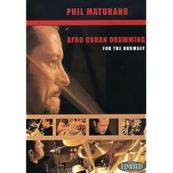 Phil Maturano Afro Cuban Drumming DVD