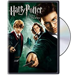 Harry Potter and the Order of the Phoenix (Widescreen Edition)