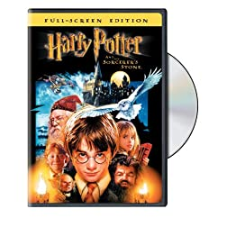 Harry Potter and the Sorcerer's Stone (Full-Screen Edition)