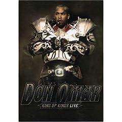 King Of Kings Live (2 DVD)