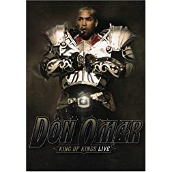 King Of Kings Live (2 DVD)