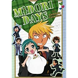 Midori Collection: 1-3 (Stickers) (3pc) (Dub)