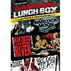 Cannibal Lunch Box Triple Feature (3pc)