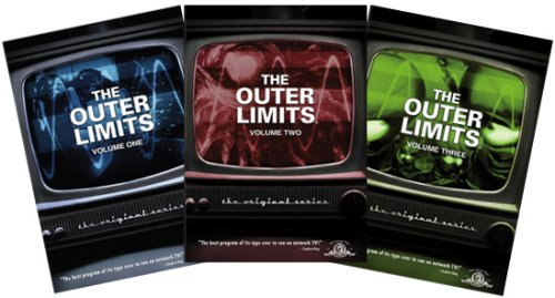 The Outer Limits (Original Series) - Volumes 1 - 3