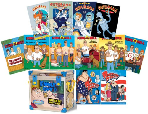 TV Animation Giftset