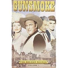Gunsmoke - The Second Season, Vol. 1