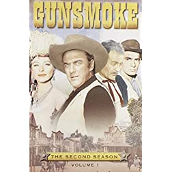 Gunsmoke - The Second Season, Vol. 1