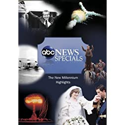 ABC News Specials The New Millennium Highlights (2 DVD set)
