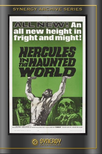 Hercules InThe Haunted World (1961)