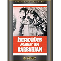 Hercules Vs The Barbarians (1964)