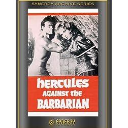 Hercules Vs The Barbarians (1964)
