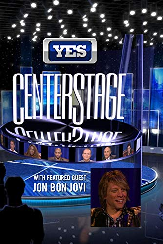 Center Stage: Jon Bon Jovi