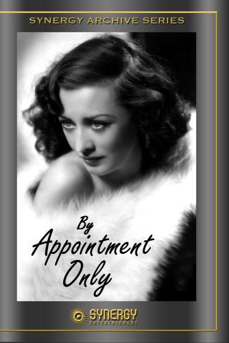 By Appointment Only (1933)