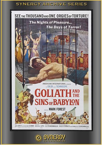 Goliath & The Sins Of Babylon (1963)