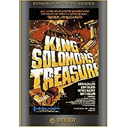 King Solomon's Treasure (1977)
