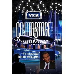 Center Stage: Brian Williams