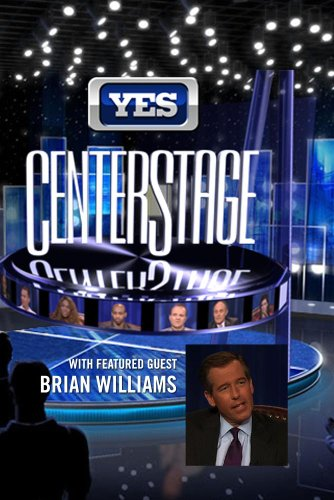 Center Stage: Brian Williams
