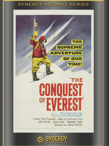Conquest of the Everest (1953)