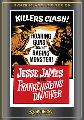 Jesse James Meets Frankestein's Daughter (1966)