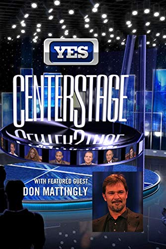Center Stage: Don Mattingly