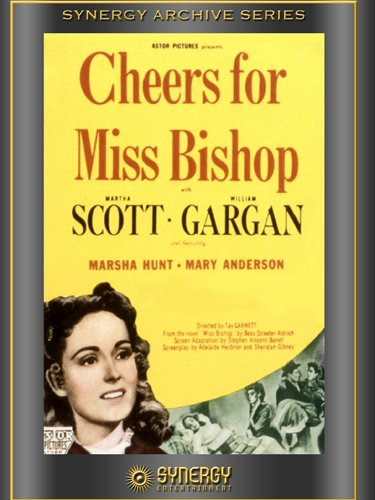 Cheers For Mrs Bishop (1941)