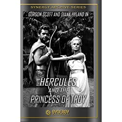 Hercules & The Princess Of Troy (1965)