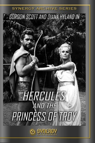 Hercules & The Princess Of Troy (1965)