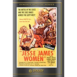 Jesse James' Women (1954)
