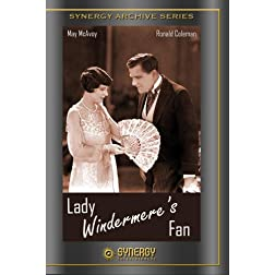 Lady Windemere's Fan (1925)