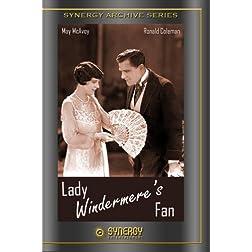 Lady Windemere's Fan (1925)