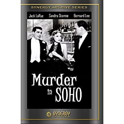 Murder In Soho (