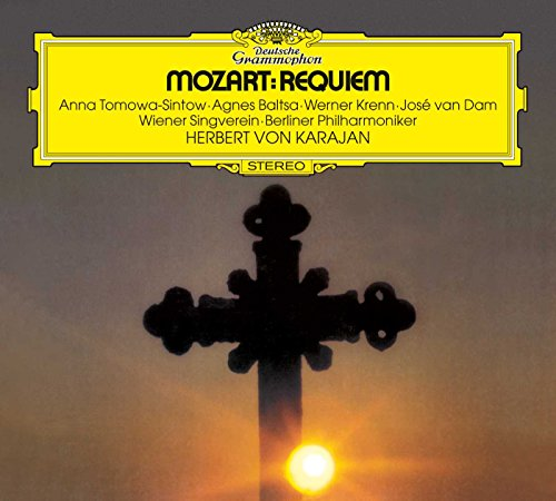 "Requiem / Mass ""Coronation"" (Berliner Philharmoniker feat. conductor: Herbert von Karajan)"