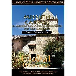 Global Treasures  CARMEL MISSION California