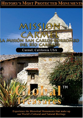 Global Treasures  CARMEL MISSION California