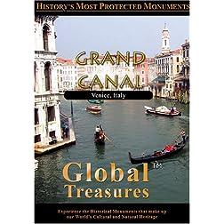 Global Treasures  Grand Canal Venice Italy